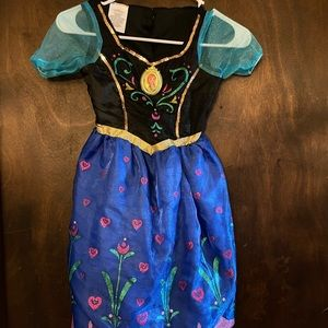 Disney Princess Anna Costume Dress